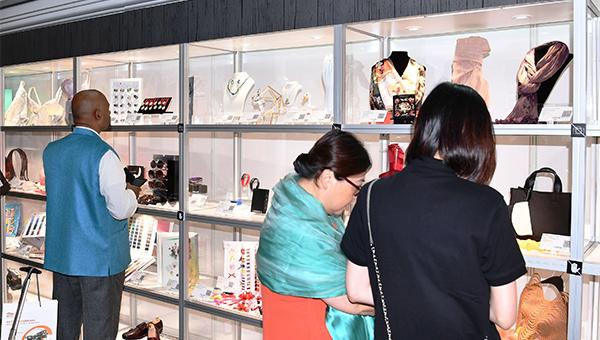 「貿發網小批量採購」產品陳列專區