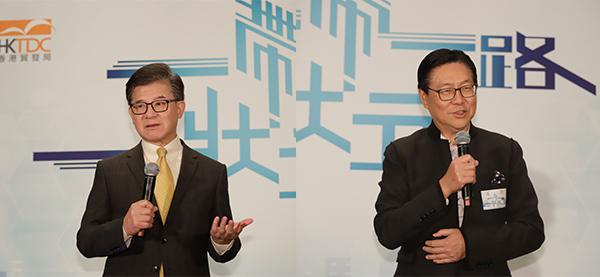 羅康瑞(左圖), 馬時亨(右圖)