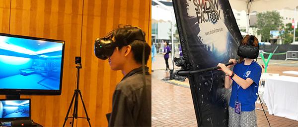 VR沉浸式體驗