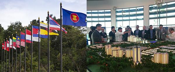 貿發局率團訪問吉隆坡(右圖)
