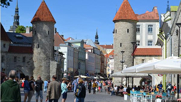 愛沙尼亞首都塔林