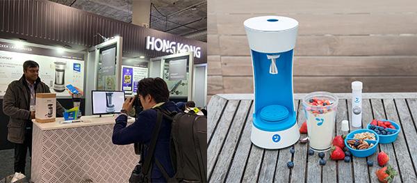 Lecker Labs, 智能酸奶機