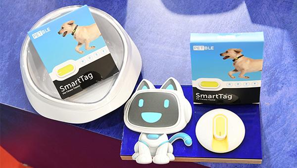 智能寵物餵食碗