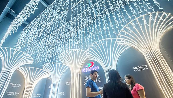 名燈薈萃廊