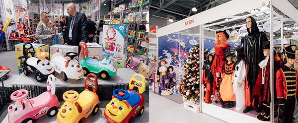 俄羅斯嬰童用品及玩具展