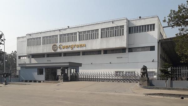 孟加拉廠房