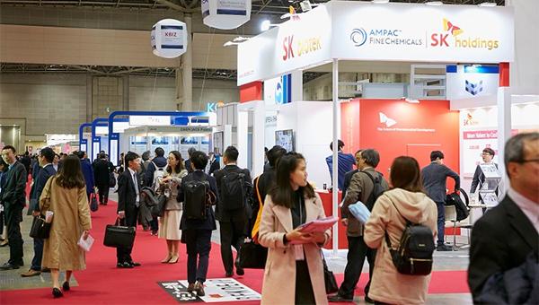 日本製藥原料展