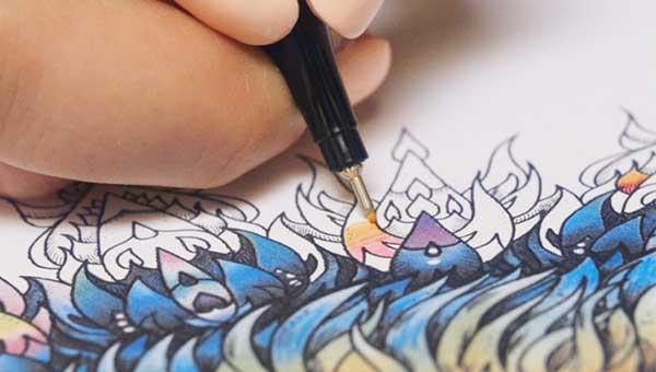 Chameleon水性筆
