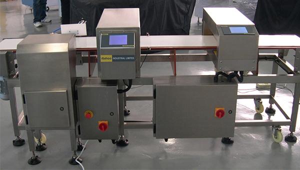 金屬探測系統