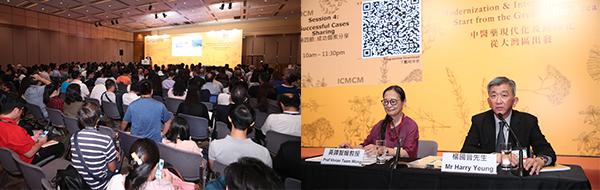 國際現代化中醫藥及健康產品會議