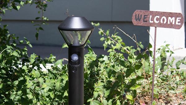 戶外保安照明系統
