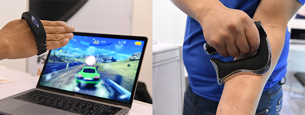 PERO穿戴裝置,STRIG軟組織鬆動工具