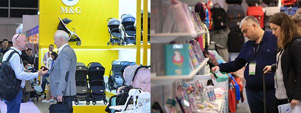 嬰兒用品展,文具展