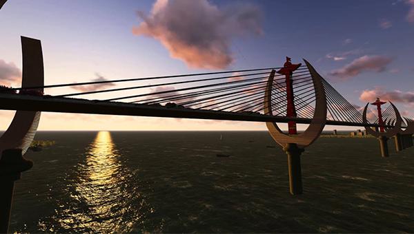 淡布隆大橋