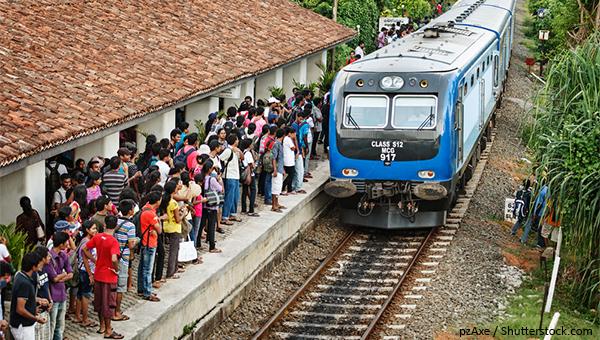 斯里蘭卡鐵路