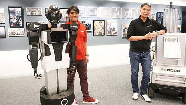 潘嘉陽(右),麥騫譽(左)