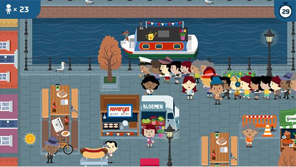 街機風格遊戲