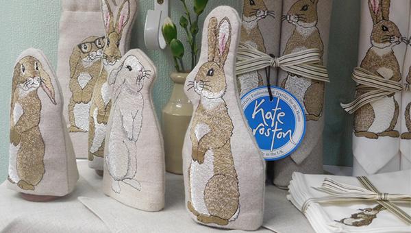 兔子圖案產品