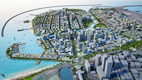 科倫坡港口城