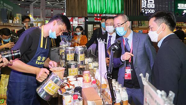 香港產品展區