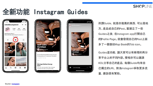 IG Guides