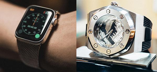 人手製錶帶,鐘錶設計