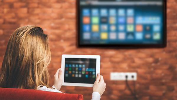 智能電視機
