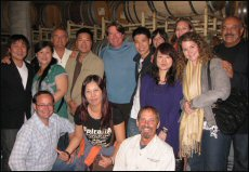 As part of a campaign to create ambassadors for Oregon wines, the Wilamette Valley winery recently h