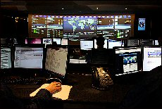 Security operations centre at the Network Box