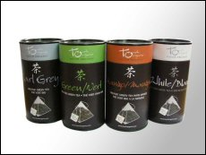 Organic tea offerings from Touch Organic