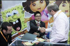 Hong Kong serves as a regional marketplace for global licensing brands to enter the Chinese mainland