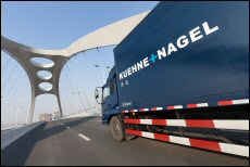 With five locations in the city, Kuehne + Nagel is a leading logistics operator in Hong Kong