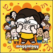 Hong Kong character Maggiology was Yeung's Group's first licensed character