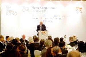 Hong Kong Dinner in London