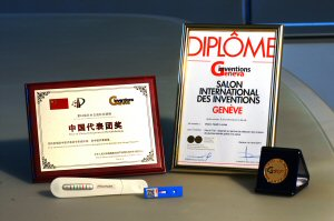 Enano Health recently won a gold medal at the International Exhibition of Inventions of Geneva