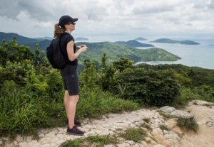 Hong Kong's mountainous terrain offers a plethora of scenic hiking trails