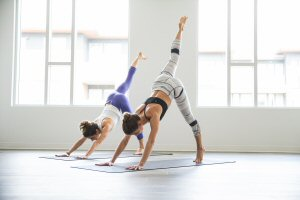 lululemon is largely credited for creating the market in premium yogawear