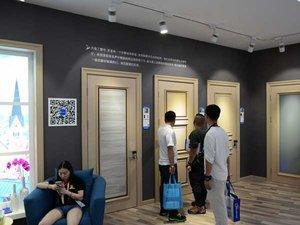 Power Dekor's wooden door collection