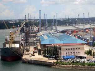 Redeveloped by China: The Bagamoyo Port