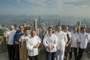Taste of Hong Kong chefs