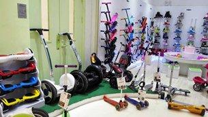 Child-friendly sports equipment
