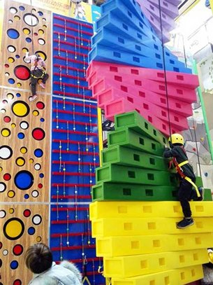 Wall to wall: Climbing demand