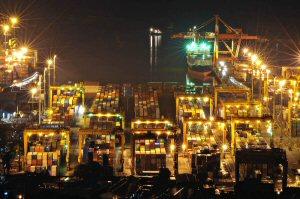 The port of Manila: a future bright spot