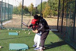 Better batting through private coaching