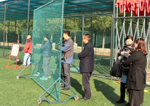 Net profits: parents willing to invest heavily in sporting success