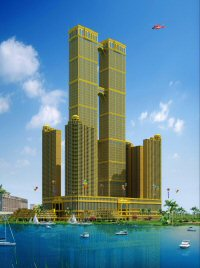 Thai Boon Roong Twin Tower World Trade Center