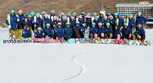 Ski camps: increasingly popular