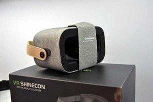 Immersive VR headwear