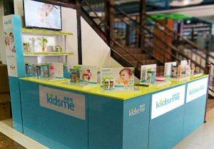 Kidsme's shop-in-shop
