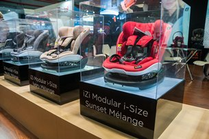 Child car seats from Besafe